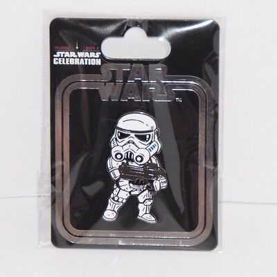 Star Wars Celebration Orlando 2017 STORMTROOPER Store Incentive Pin NEW