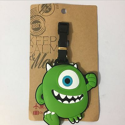 Luggage Tag Name Bag Card Holder Travel Suitcase Baggage New