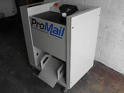 Mailbagger Polywrap Machine Good Working Order With Original Instuctions