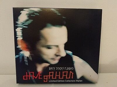 Dave Gahan – Dirty Sticky Floors CD/DVD singles in slipcase (2003)