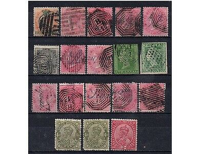 India, Lot Of Stamps (1)