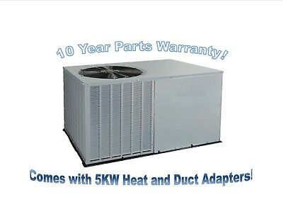 BRYANT CARRIER PAYNE 4 Ton,14 SEER HEAT PUMP Packaged Air Conditioning Unit