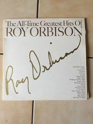 THE ALL TIME GREATEST HITS OF ROY ORBISON LP Vinyl Record Double