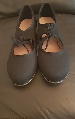 bloch tap shoes size 7 worn once
