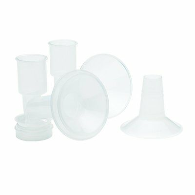 Ameda Custom Fit Breast Flanges (M / L)(Free Shipping)