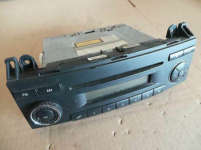 S3 MERCEDES SPRINTER W906 Vito W639 CD Radio a9068200286 9068200286
