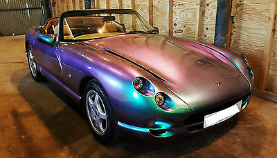Tvr Chimaera - 44,000 Miles - Flip Paint - Tuscan Front Light Conversion