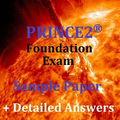 Managing Successful Projects with PRINCE2 2017 Practitioner Exam 1 Sample Paper