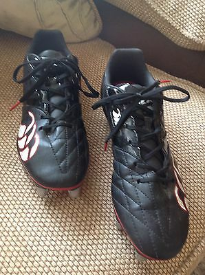 Canterbury Rugby Boots Size 7.5