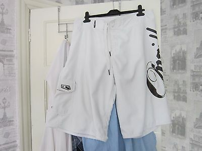 oneill board swimming surf casual shorts 34