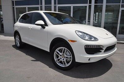 2012 Porsche Cayenne S 2012 Porsche Cayenne S, Great Condition