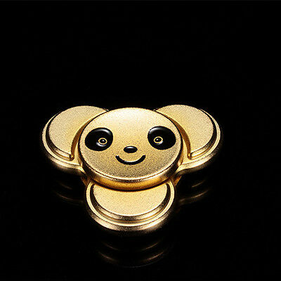 Anti Stress Panda Face EDC Fidget Hand Spinner Finger Gyro Toys For Autism ADHD