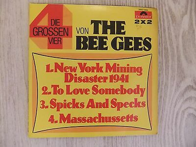 1 SINGLE The Bee Gees DIE GROSSEN VIER POLYDOR 2607 005