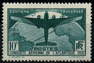 TIMBRE FRANCE  Année 1936 n°321  NEUF* COTE 375€ SUPERBE