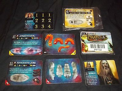 Pirates of the Mysterious Islands 2007 PP732 Exclusive + more