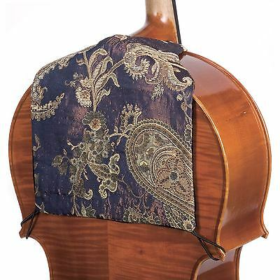 Cello Bib: Purple Molto Espressivo by Cellobib