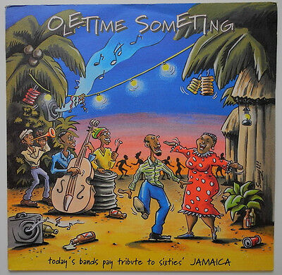 ★★Lp De**various - Oletime Someting (Grover Records '97)★★18076
