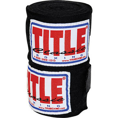 Title Boxing Classic Mexican Style Handwraps