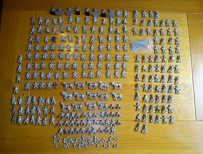 Pike N Shot English Civil War Collection X302 Miniatures Plus Spears & Heads