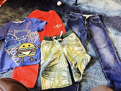 Boys Joblot Clothes For 6-7 -8 Years