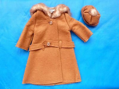Vintage Barbie It's Cold Outside Brown Version #0819 (1964) Exc & Complete