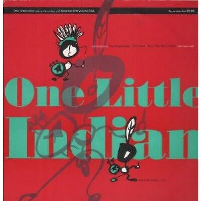 ONE LITTLE INDIAN TAKE ON THE COWBOYS Greatest Hits Volume One LP VINYL UK One