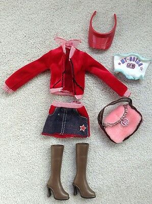My Scene Barbie clothes and accessories