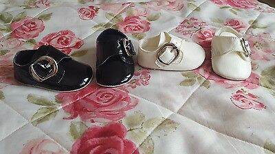 Romany baby boys shoes