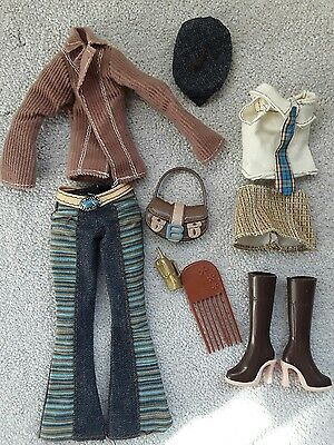 My Scene Barbie Clothes accessories set