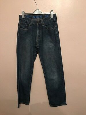 "Excellent Condition, Men's Easy Jeans In A 30"" Waist Regular Leg"