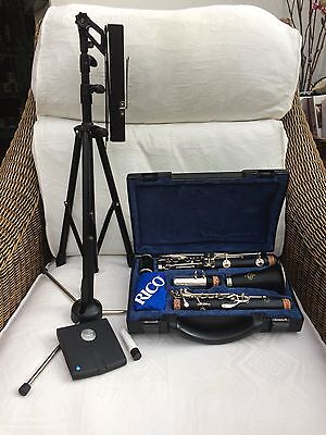 Buffet Crampon B12 Clarinet With Accessories - Excellent Condition RRP £460