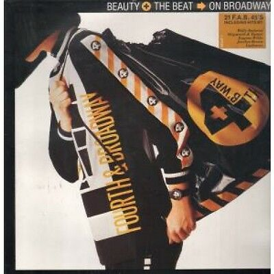 BEAUTY AND THE BEAT ON BROADWAY Various DOUBLE LP VINYL UK 4Th And Broadway 21