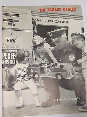 Fall 1962 The Texaco Dealer Magazine * Employee & Dealer News & Products