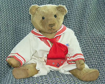 Fabulous Big Antique German Bear
