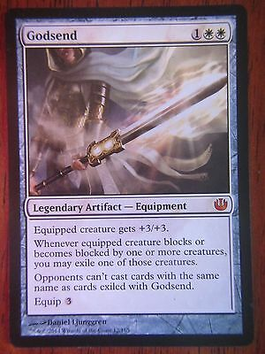 magic the gathering Godsend Mythic Rare N/M