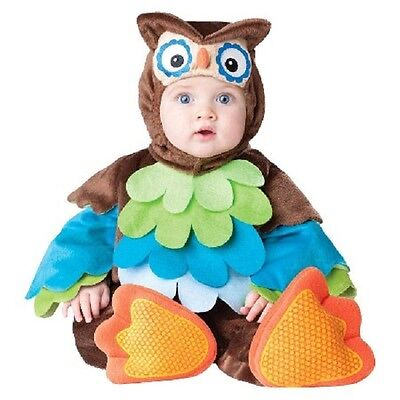 What a Hoot Owl Halloween Costume Toddlers Kids Baby Infant 6 12 18 24 Months
