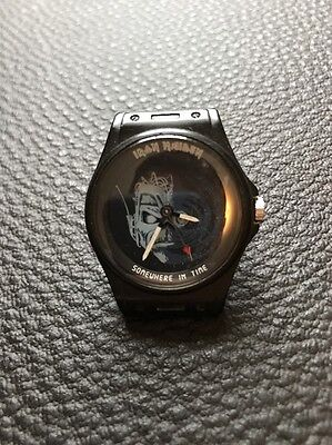 Iron Maiden Somewhere In Time Limited Edition Collectible Watch RARE