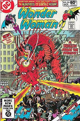 Wonder Woman #284 Bronze Age DC Comics Gerry Conway  VF+