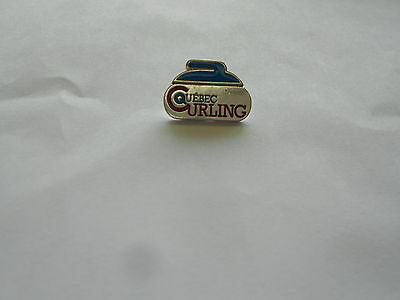 Quebec Stone shaped curling pin
