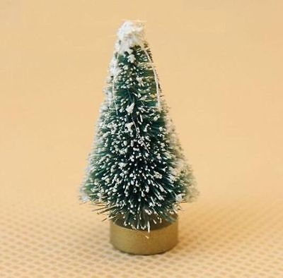 1:12 Scale Christmas X'mas Tree Dollhouse Miniature Re-ment Doll Home Scene @