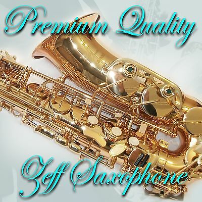 Top Quality Zeff Zas-600 Alto Saxophone Designed In France
