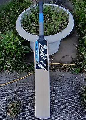 Hell4Leather H4L Warbird Cricket Bat, Grade A English Willow Appox. 2.10lb, (H)