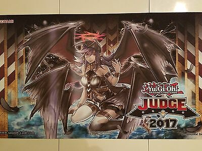 YU-GI-OH ~ Darklord Ixchel Judge Playmat ~ Official Konami Play Mat, Brand New
