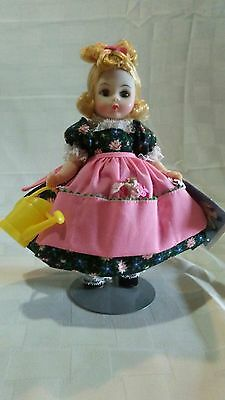 vintage 1980s Madame Alexander 8 inch doll Mary Mary 451