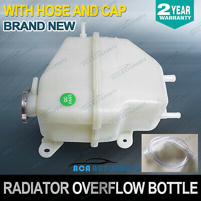 For Mitsubishi Delica WA L400 94-02 4M40 Radiator Overflow Expansion Bottle +Cap