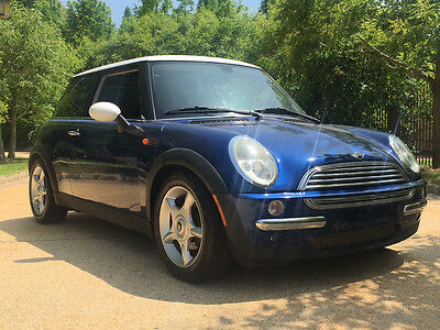 2003 Mini Cooper Base Hatchback 2-Door clean free shipping warranty cheap loaded pano auto leather first car project
