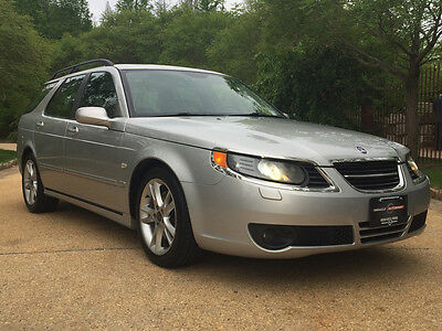 2006 Saab 9-5 2.3t Wagon 4-Door low mile 1 owner free shipping warranty clean carfax sport wagon cheap luxury