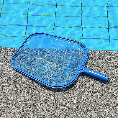 Hot Pool Leaf Skimmer Rake Net Tub Swimming Spa Cleaning Leaves Mesh Tool