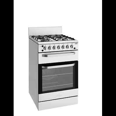 Chef 54cm Stainless Steel Gas Stove with Separate Grill - Model: CFG517SA