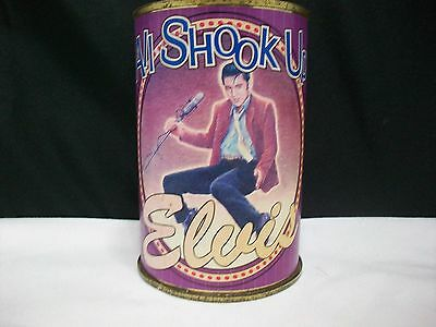 Vintage Elvis Presley All Shook Up in a can (Shakes and vibrates when picked up)
